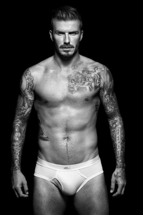 Happy Saturday, From David Beckham With Love….H&M's New Underwear Campaign