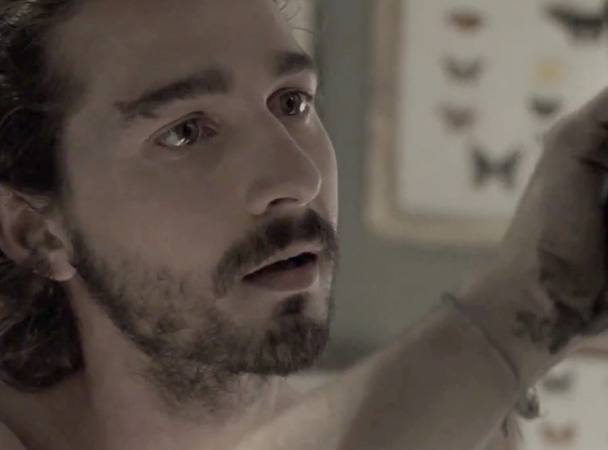 Shia LaBeouf Continues to Spread His….Spread? 'Nymphomaniac' to Be Next Film.