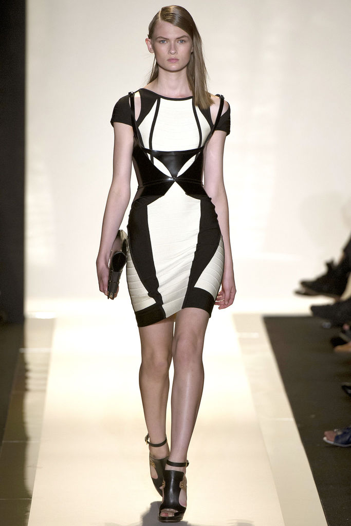 Herve Leger Breaks Fashion Boundaries and Trend for SS 2013