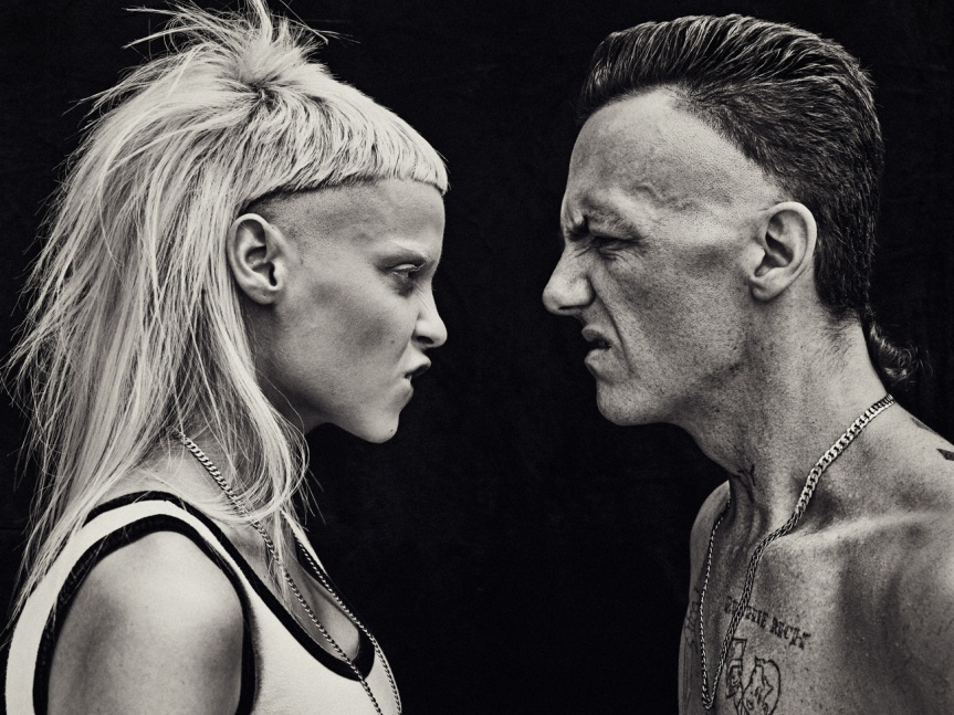 "Dose of Insanity – Die Antwoord ""Fatty Boom Boom"" (video)"