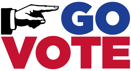Go Vote!! Every Ballot CountsUS!