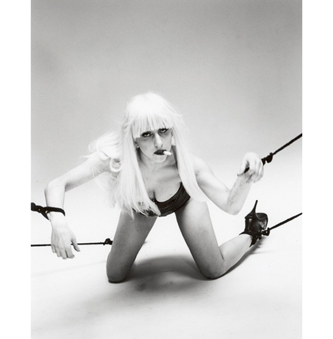 Lady Gaga's Candid/Nude/Rope Bondage Photos Leaked from Japan #Nude #LadyGaga #S&M*Updated*