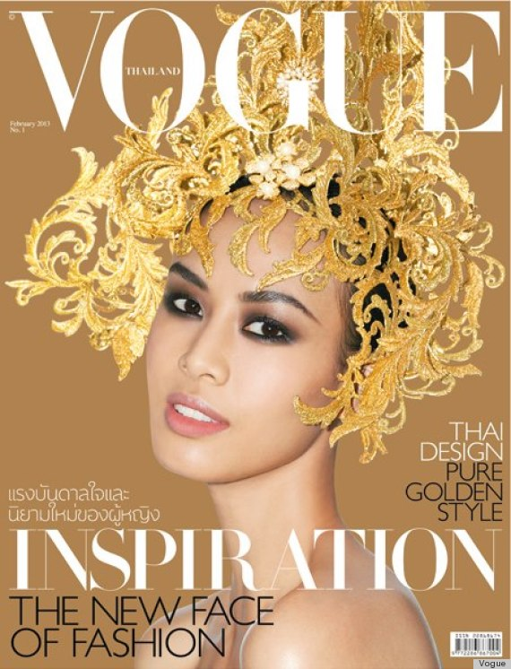Progress on the Fashion Front - Vogue Thailand Hires it's First Male Editor-in-Chief (2/2)