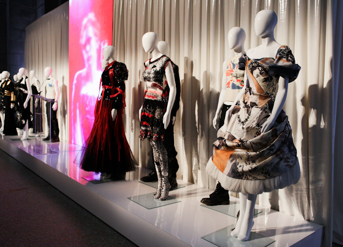 Punk is NOT Dead! MET Costume Institute Displays Punk Coutoure. #McClaren #Westwood #McQueen #ROCK