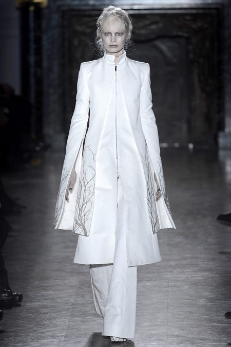 The Indomitable Gareth Pugh – #PFW #RunwayReport