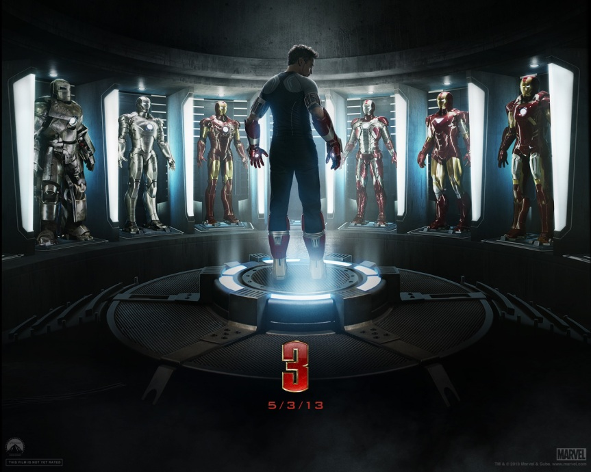 Thing We Need In This World – Iron Man 3 Trailer in HD! #RDJr #Hot #Epic #Incredibadass