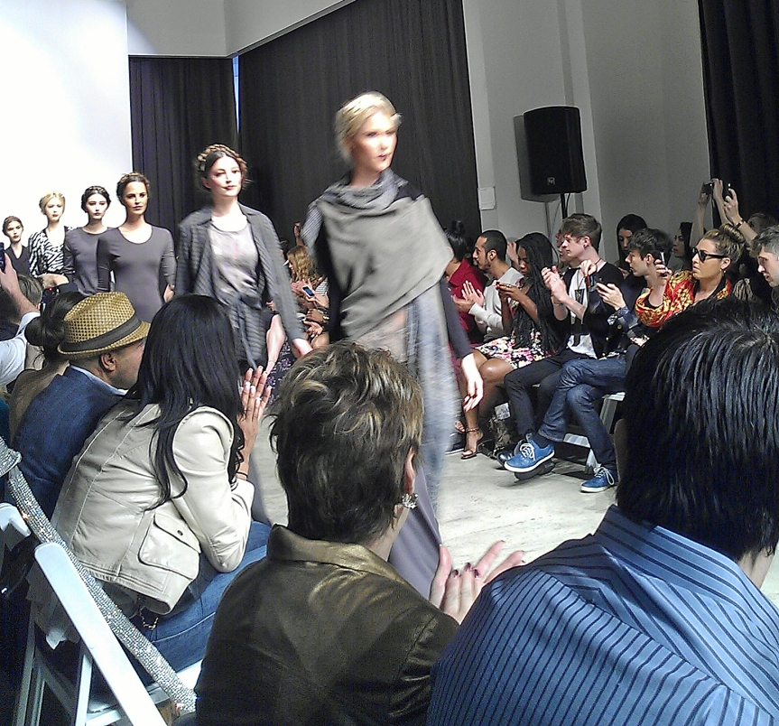 Nikki Rich and B:Scott x Sarah Scott at Concept LA #LAFW #RunwayReport #HeathyrWolfe