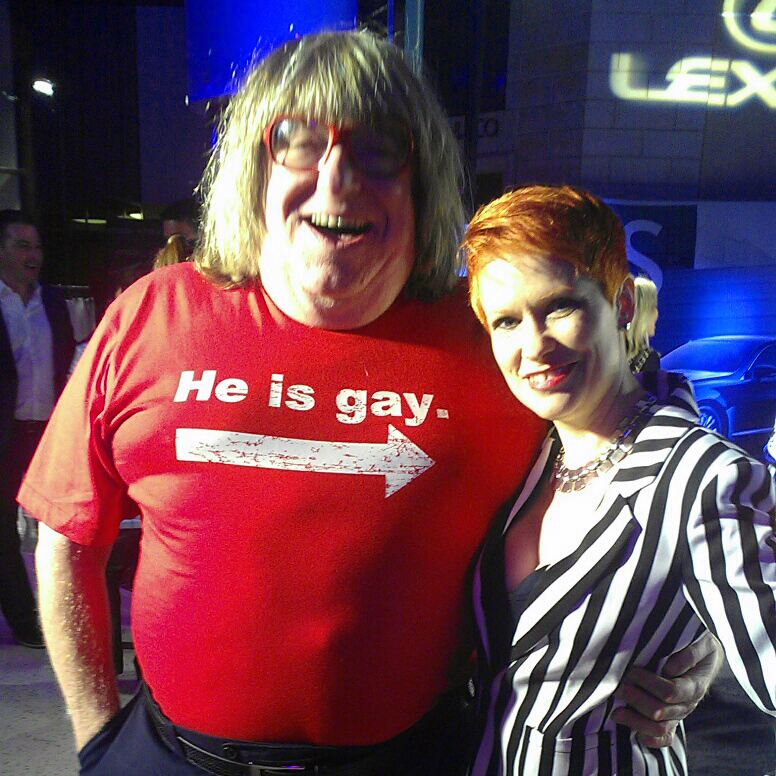 Bruce Vilanch, an inspiration to writers everywhere!