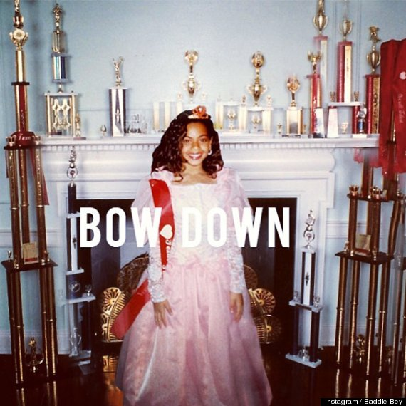 Beyonce's Bow Down/I Been On #Lyrics #Snap #KickAss