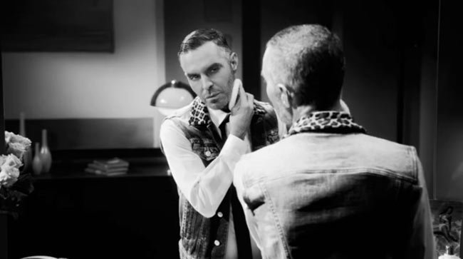 Behind the Mirror, Fashion Video by the Hotness Known as DSquared #Fashion #Video #Dragtastic
