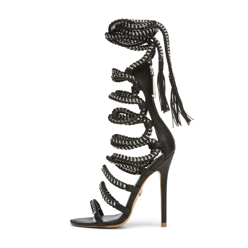 Imena lace-up sandal