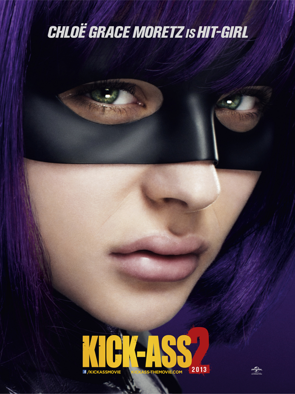 Kick -Ass 2 is Upon Us! #Trailer #Video #Booyah
