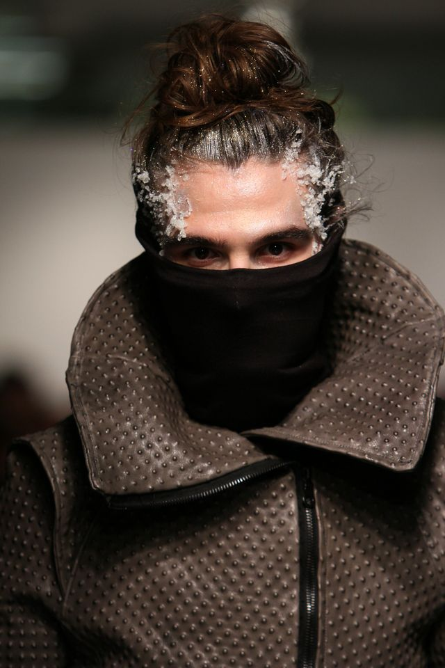 Evan Elliot 'Never Forever' Collection #Menswwear #Ninja #Emerging