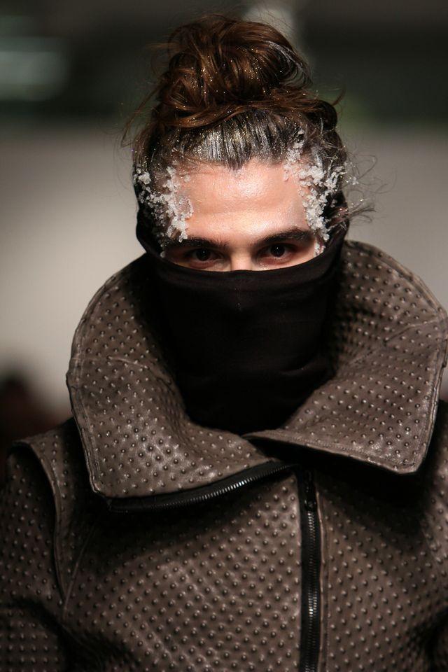 Evan Elliot 'Never Forever' Collection #Menswwear #Ninja#Emerging