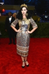 Photos by Getty or WireImage - Katie Perry in Dolce Gabbana
