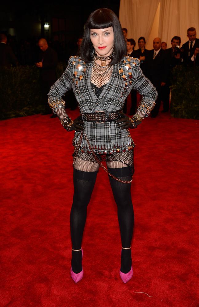 MadonnainGivenchyandCasdeishoes
