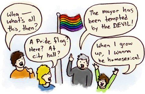 city-hall-gay-pride-flag