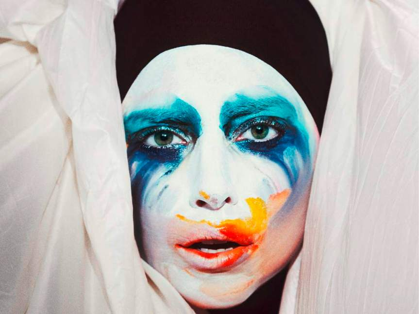 Lady Gaga Newness, 'Applause' Drops for the Masses #HappyMonsters #ClubHit#BodyRock