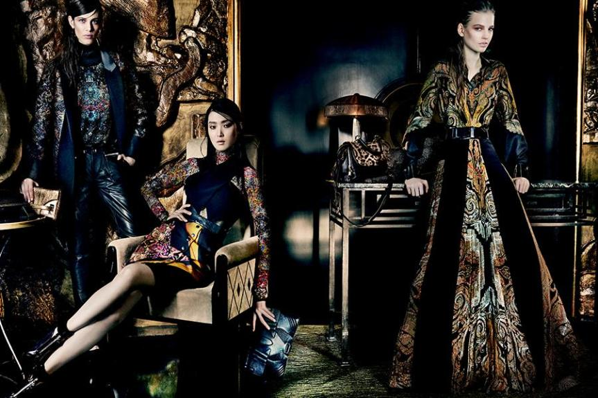 'Etro' for What Ails you, 2013/14 Fall/Winter Collection