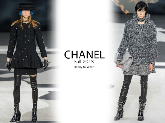 Chanel 2013 fall