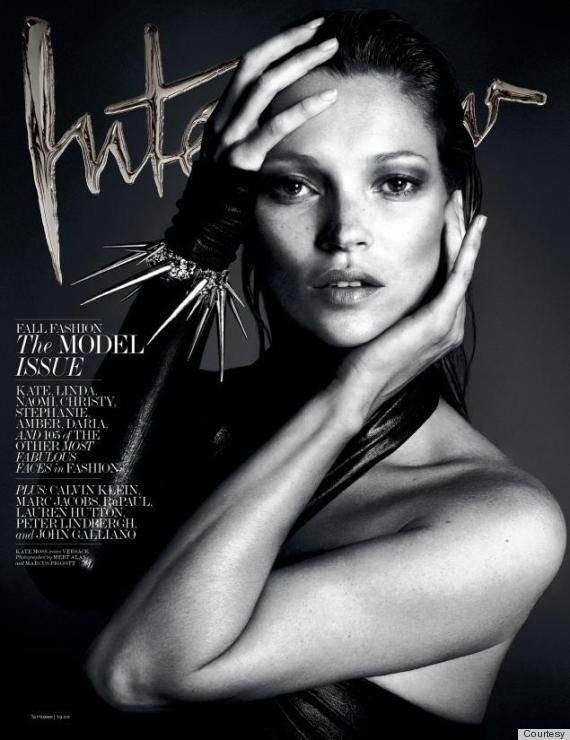 Mert & Marcus for Septembers 'Interview' Magazine #Sexy #Supermodels#MertMarcus