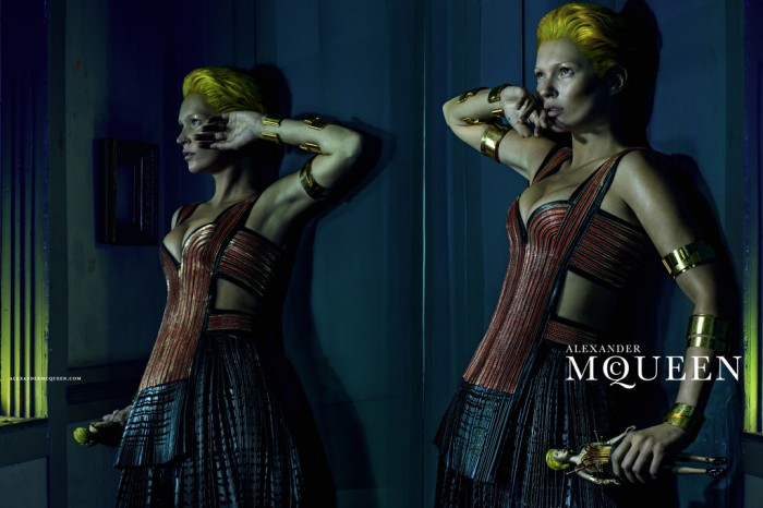 McQueen, Meisel & Moss #Fashion #Editorial #Win
