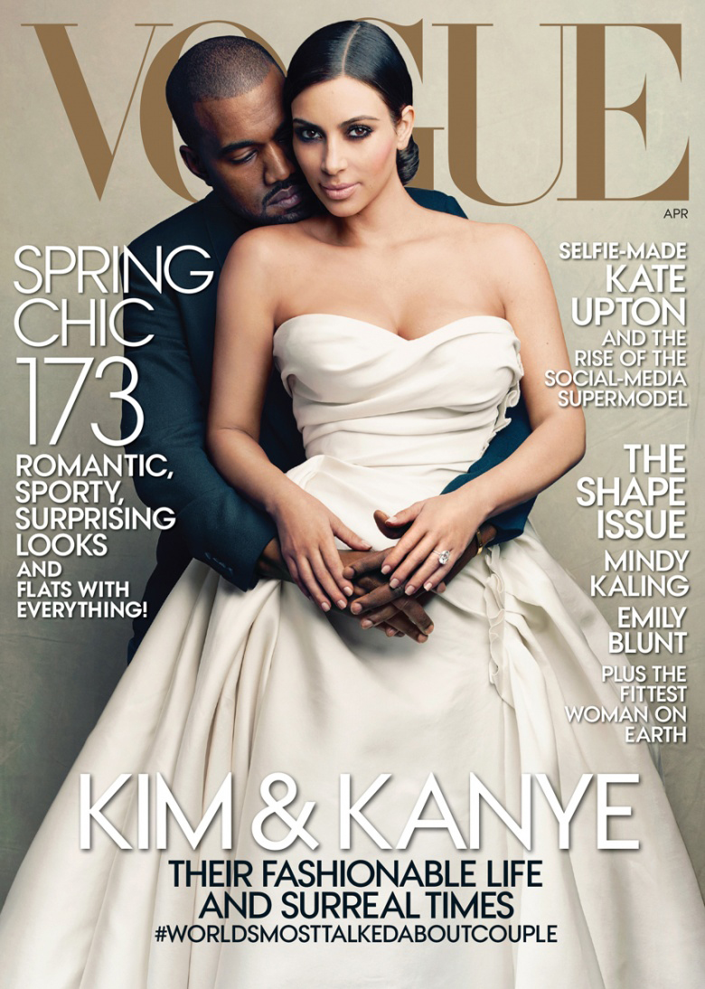 Naomi Campbell on 'Kimye' Cover & Editorial Video for Vogue #NoThankYouVeryMuch #EndlessLaughing