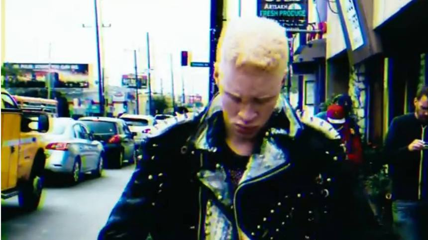 Shaun Ross in Bohemian Society