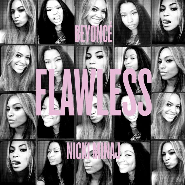 In case you've been living in a cave, #Beyonce dropped #FlawlessRemix with #NickiMinaj