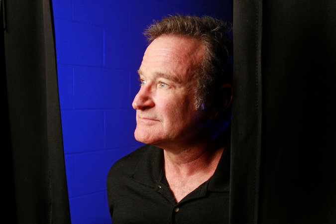 Mork Signing off, Robin Williams Found Dead at 63 #SoSad #Suicide #Respect #RIP