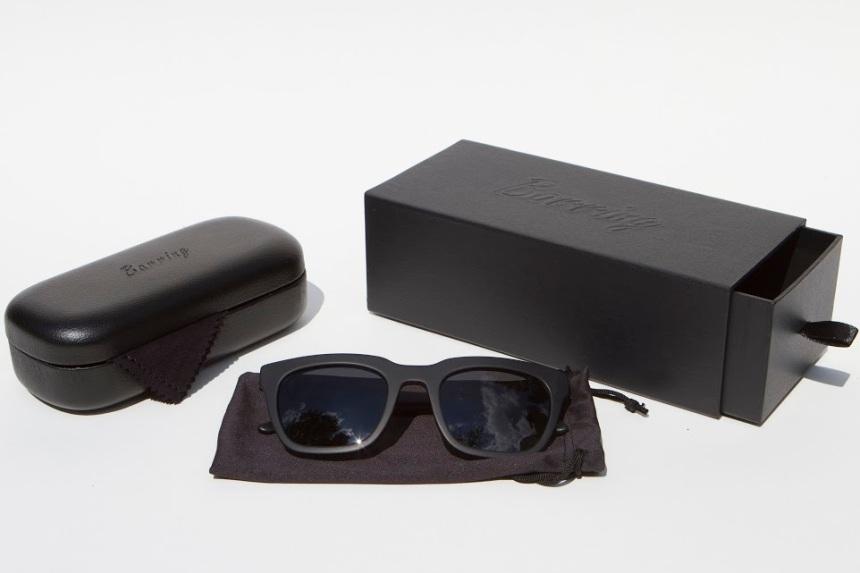 Noir on behalf of Barring Eyewear