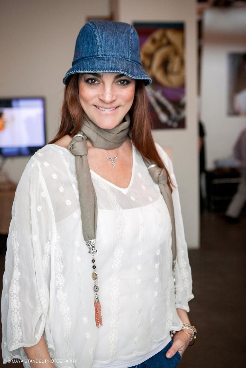 Carolina Bacardi Love Shawls